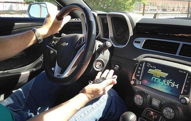 Fitur canggih pada mobil Chevrolet Mylink