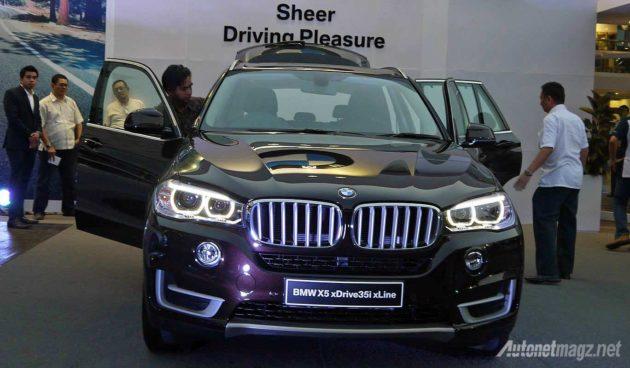 Harga BMW X5 terbaru Indonesia