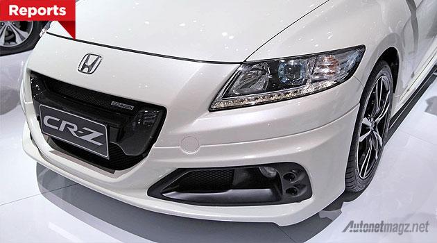 Harga Honda CR-Z baru tahun 2015