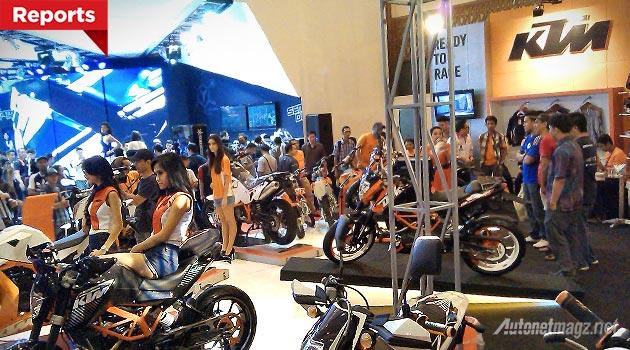 Indonesia Motorcycle Show IMOS 2014 akan digelar 29 Oktober ini