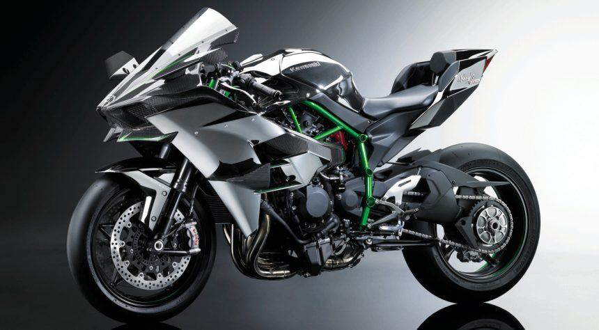 Kawasaki Ninja H2r >> Pemesanan Kawasaki Ninja H2 Dan H2r Dibuka Sekali Lagi
