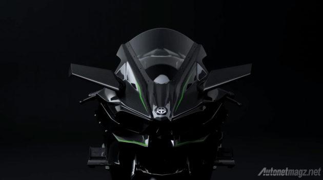 Kawasaki-Ninja-H2-Tampak-Depan