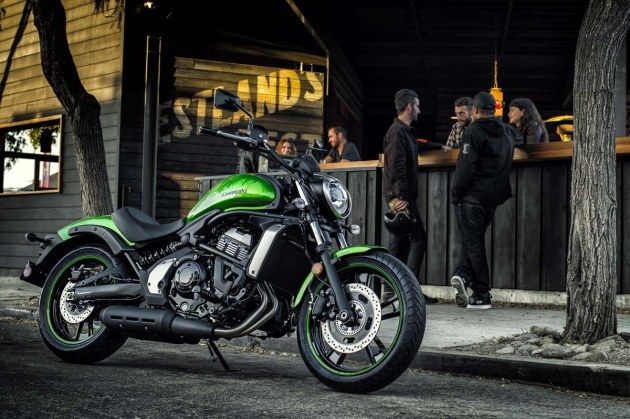 Kawasaki Vulcan Photo and Image Gallery