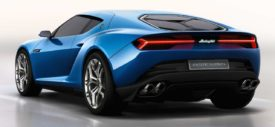 Lamborghini Asterion Rear End
