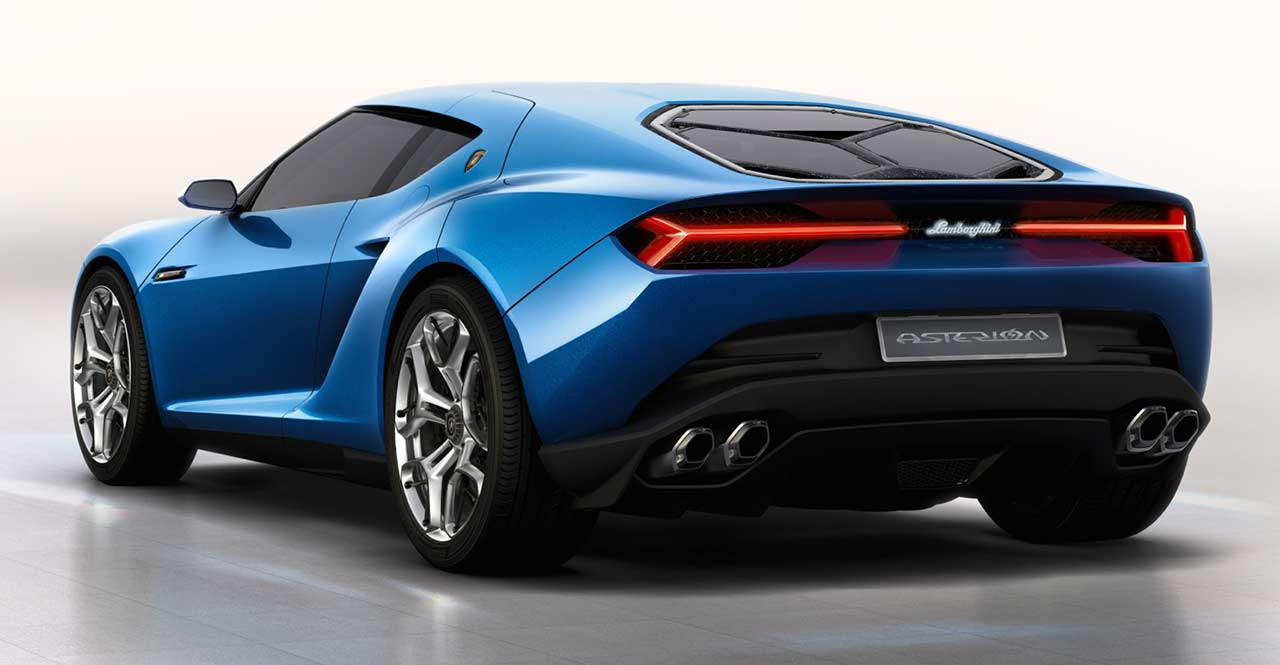 International, Lamborghini Asterion Mass Production Model: Lamborghini Asterion LPI 910-4 Hadir Dengan Mesin Hybrid