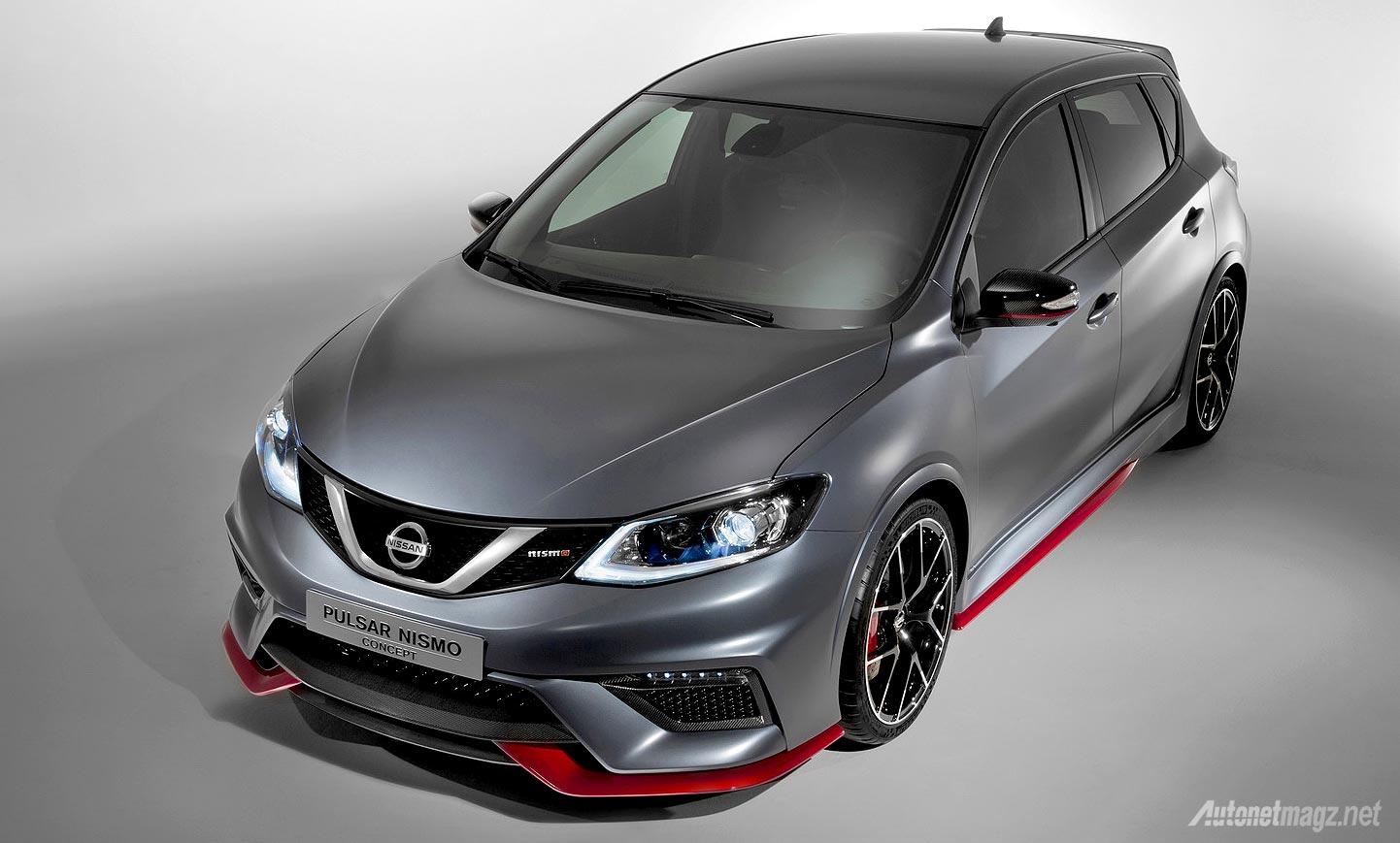 Mobil hatchback sport Nissan Pulsar Nismo 2015