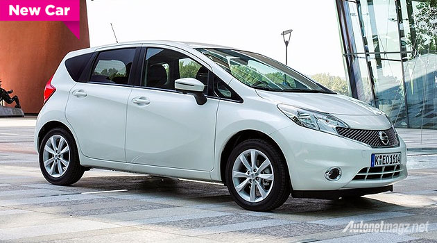 Nissan Note Indonesia 2015