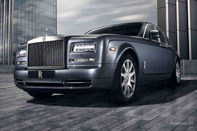 Rolls-Royce Phantom Mentropolitan 2015 termasuk mobil paling langka di dunia
