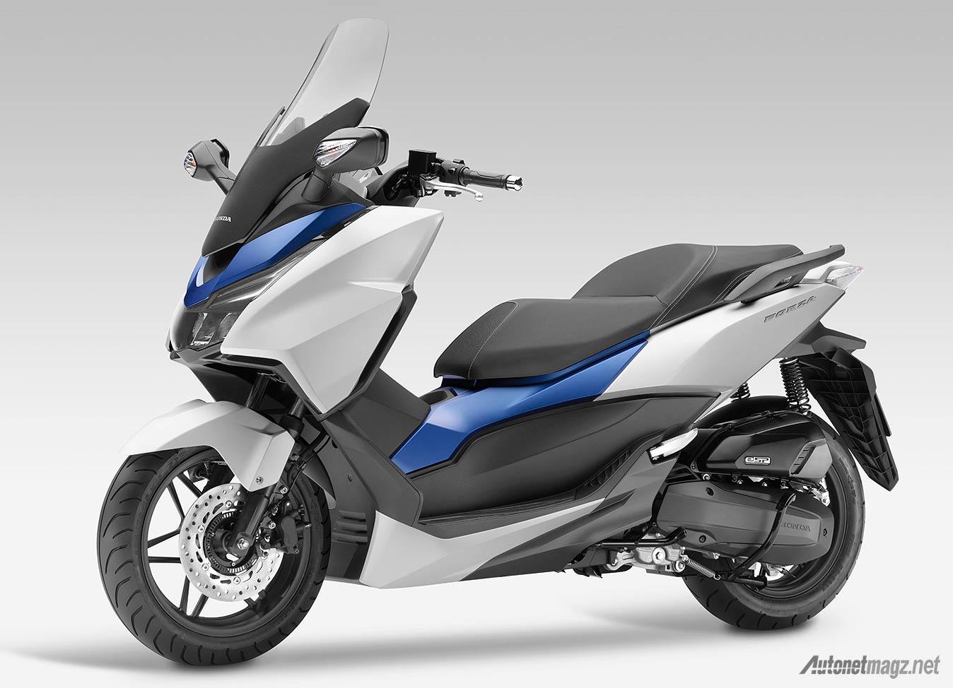 Skuter Turing Honda Forza 125 2015: Honda Forza 125, Cocok Juga Dijual