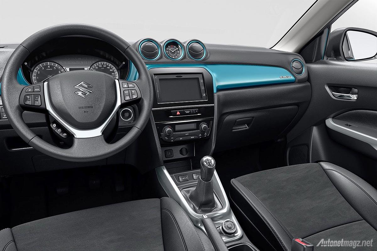 Harga Suzuki Vitara Baru Di Inggris Mulai 276 Juta Rupiah