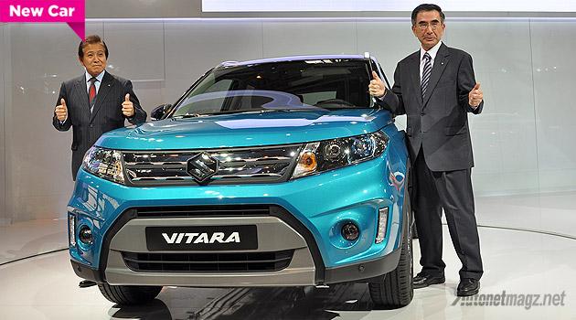 Suzuki Vitara tahun 2015