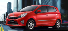 Toyota Agya Minor Change baru 2015