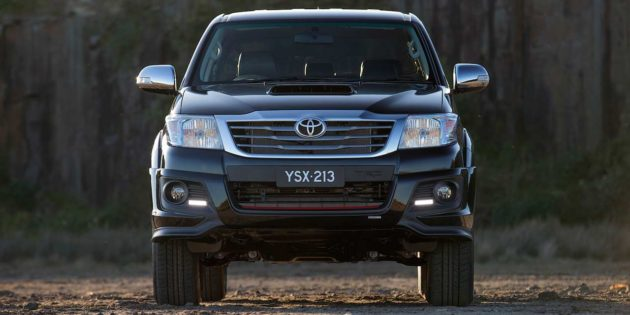 Toyota Hilux Australia Special Edition