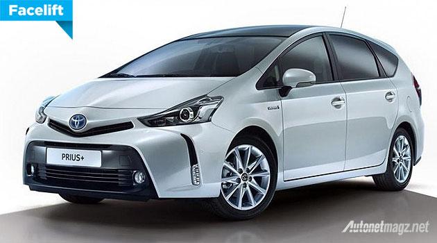 Toyota Prius V tahun 2015