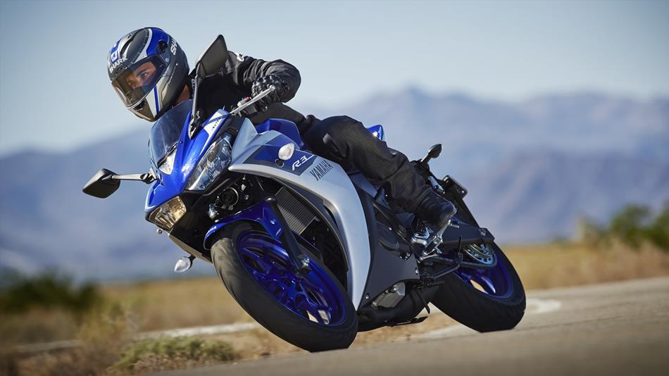 Yamaha YZF R3 2015