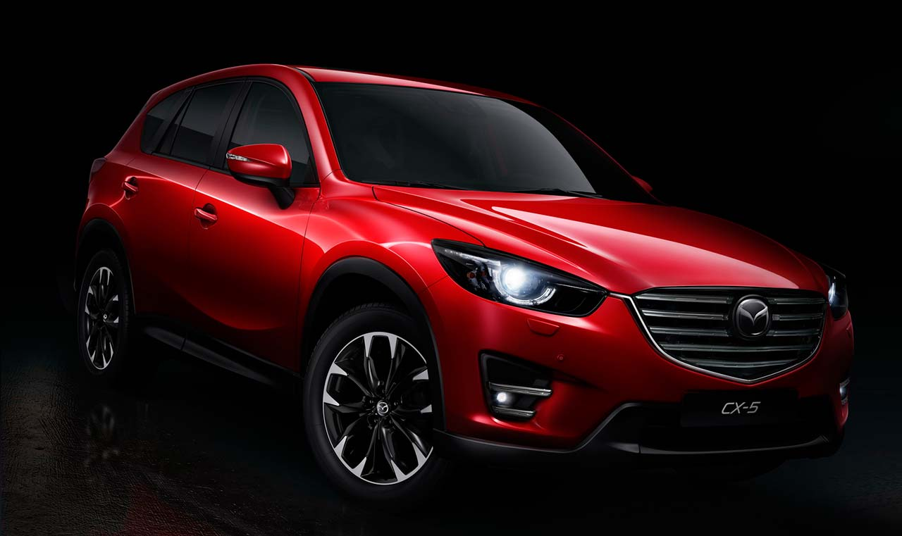2015 mazda cx 5 facelift wallpaper. Black Bedroom Furniture Sets. Home Design Ideas
