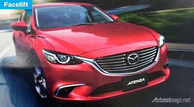 2015 Mazda6 Atenza facelift