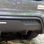 Body kit diffuser bumper belakang Yaris TRD 2014