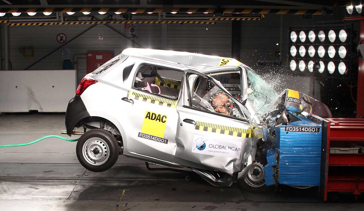 Datsun-GO-Crash-Test
