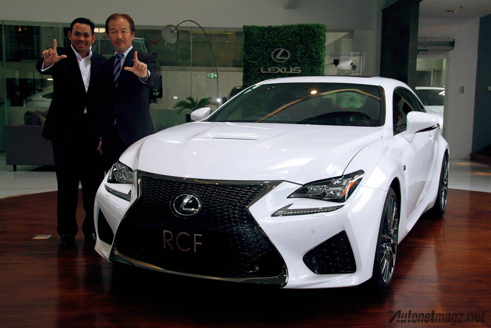 Harga-Lexus-RC-F-Indonesia