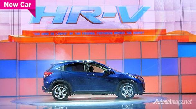 Honda HR-V USDM versi Amerika USA