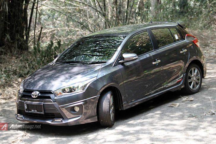 yaris trd sportivo review dan test drive toyota yaris s trd sportivo