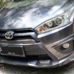 Lampu DRL LED OEM Toyota Yaris TRD Sportivo