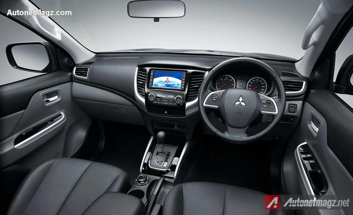 Mitsubishi-Strada-Triton-2015-Dashboard
