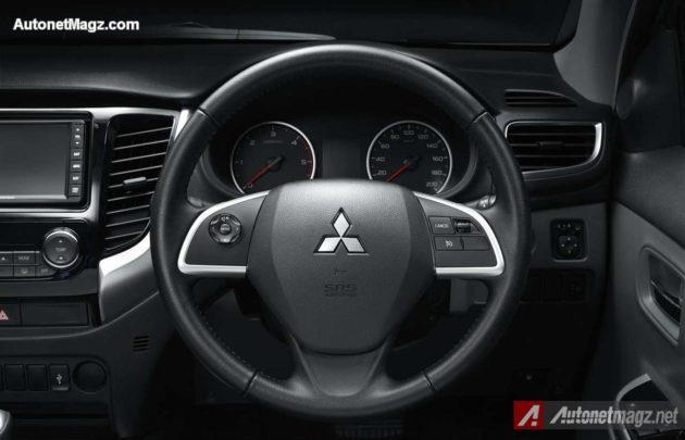Mitsubishi-Strada-Triton-2015-Steering-Wheel