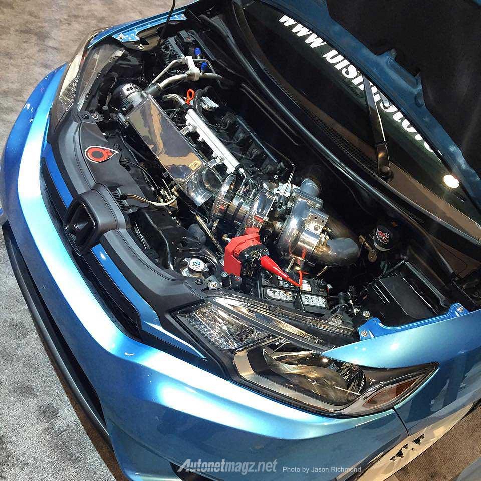 New Honda Jazz Bismoto Turbo