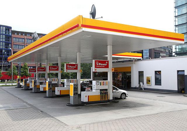 SPBU Shell
