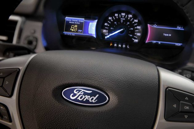Speedometer-Digital-Ford-Everest-Terbaru