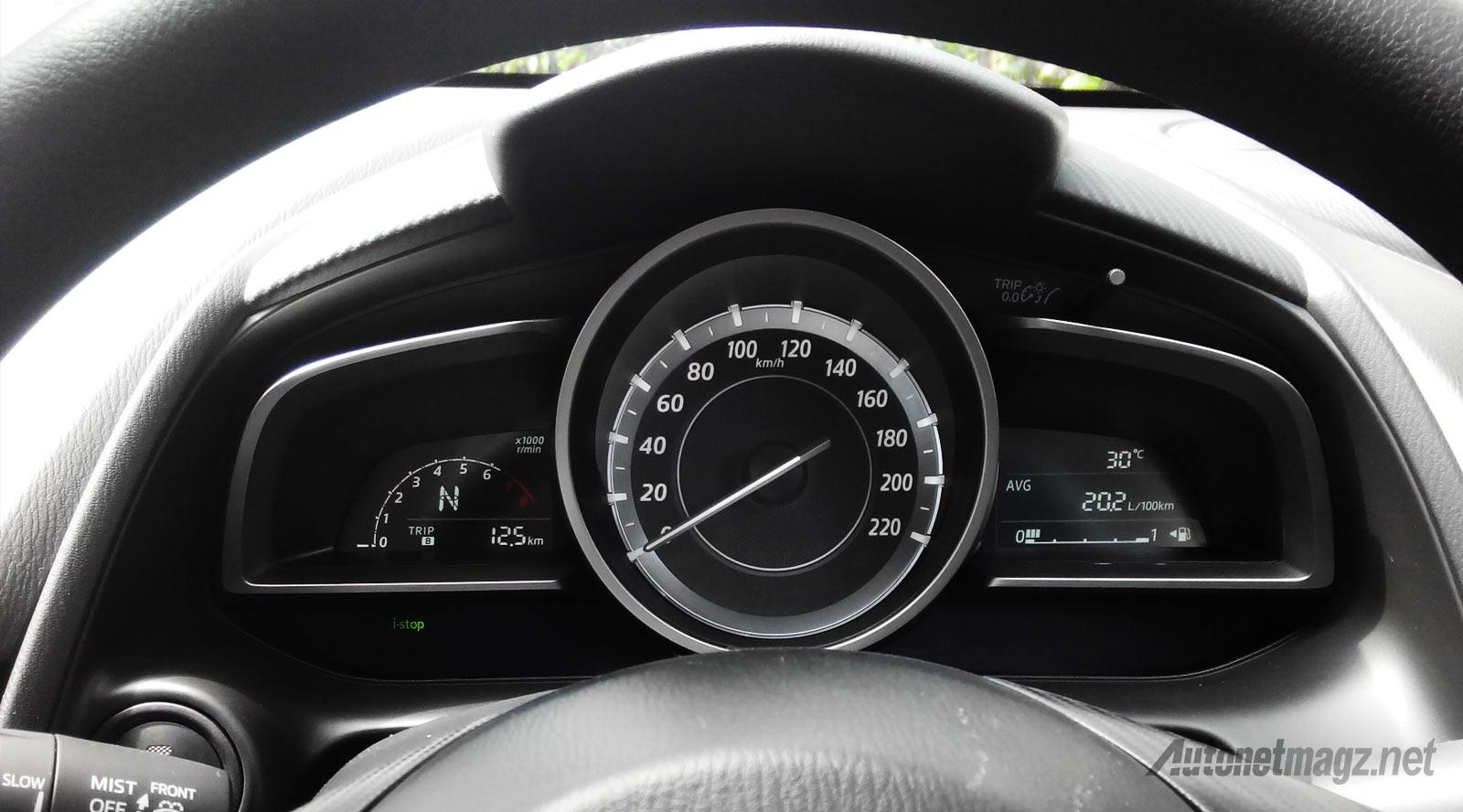 Spidometer-Mazda-2-SkyActiv
