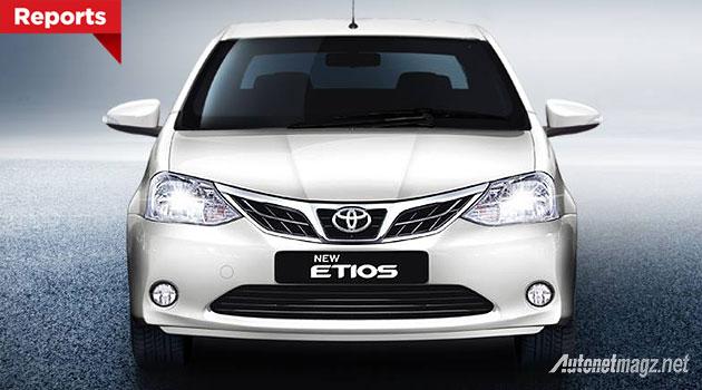 Toyota New Etios 2015