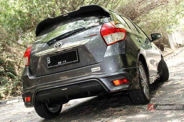 Ulasan mendalam kelebihan dan kekurangan Toyota Yaris TRD Sportivo