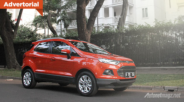 Ulasan review Ford EcoSport Indonesia