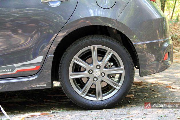 Velg ori oem Toyota Yaris TRD Sportivo