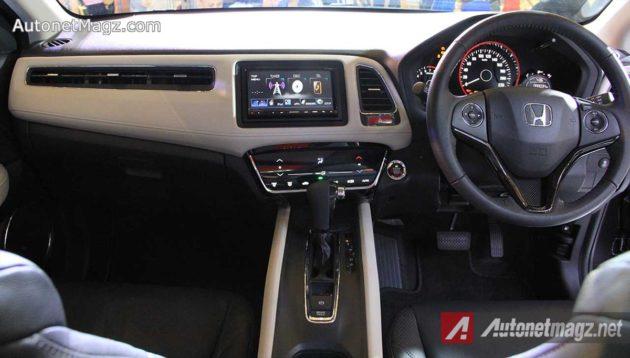 Dashboard-Honda-HRV-Prestige-18-L