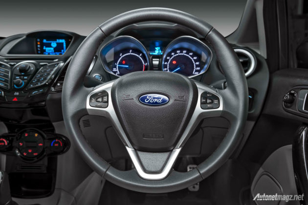 Dashboard New Ford Fiesta baru