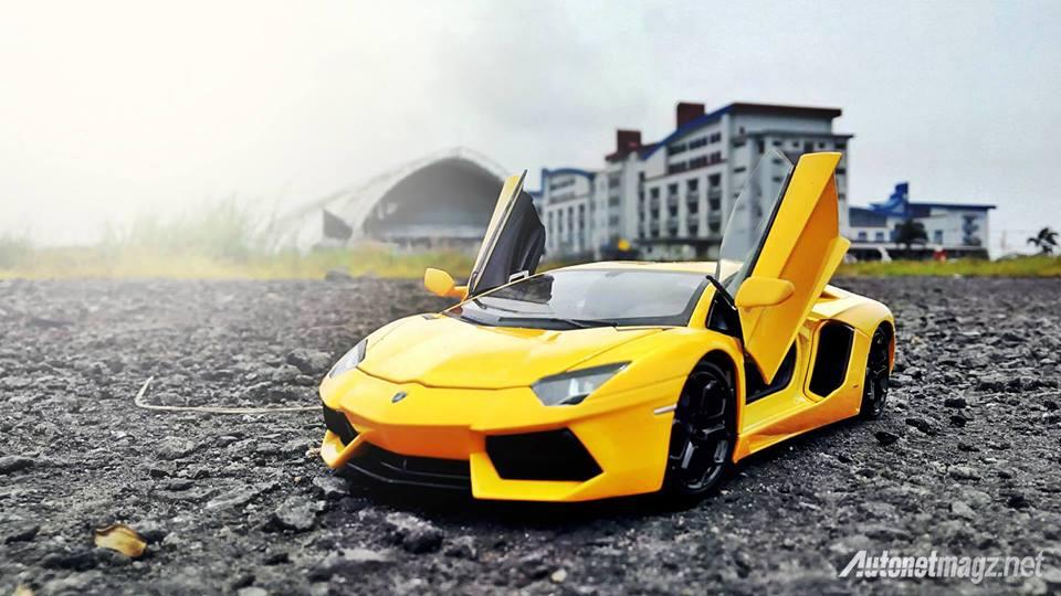 Diecast-Bburago-Lamborghini
