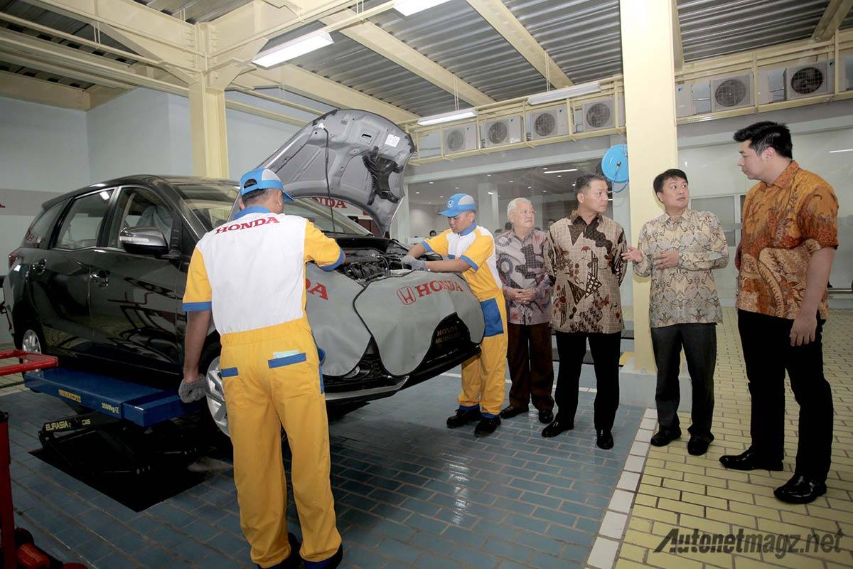 Fasilitas-Servis-Honda-Mitra-Jatiasih-Bekasi