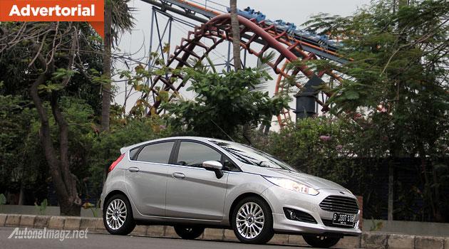 Fitur fitur Ford Fiesta baru