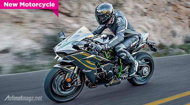 Harga Kawasaki Ninja H2 2015