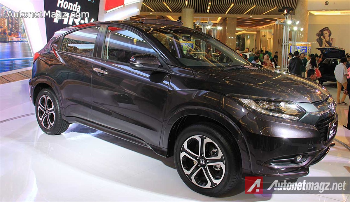 Honda, Honda-HR-V-Prestige: First Impression Review Honda HR-V Prestige by AutonetMagz