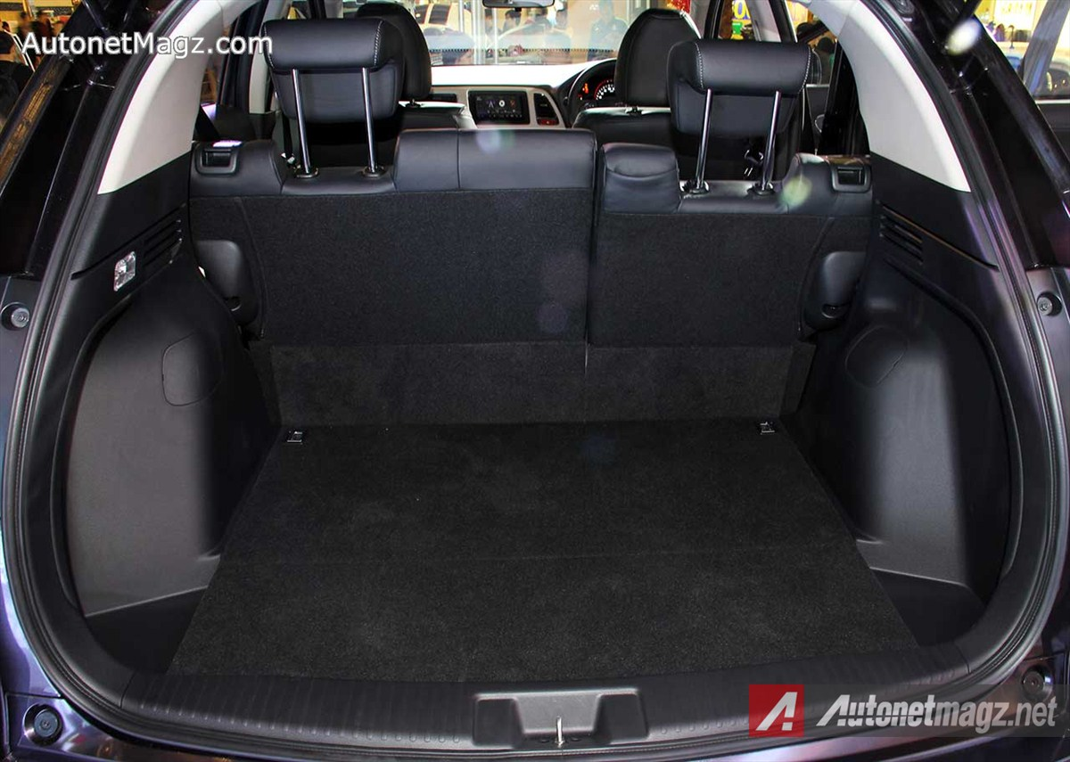 Honda, Honda-HRV-Prestige-Rear-Storage-Space: First Impression Review Honda HR-V Prestige by AutonetMagz