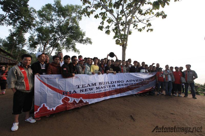 KIA-Team-Building-Seluruh-New-Master-Members-Club-2014