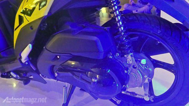 Mesin Yamaha Mio 125 M3 BlueCore terbaru