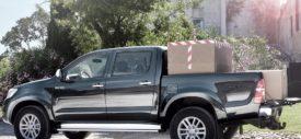 Ford Ranger vs lawan Toyota Hilux di Africa