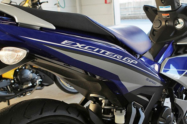Yamaha Exciter GP alias New Jupiter MX injeksi 2015