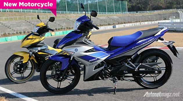 Yamaha Jupiter MX baru 2015